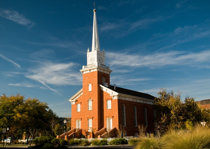 St. George, Utah Tabernacle